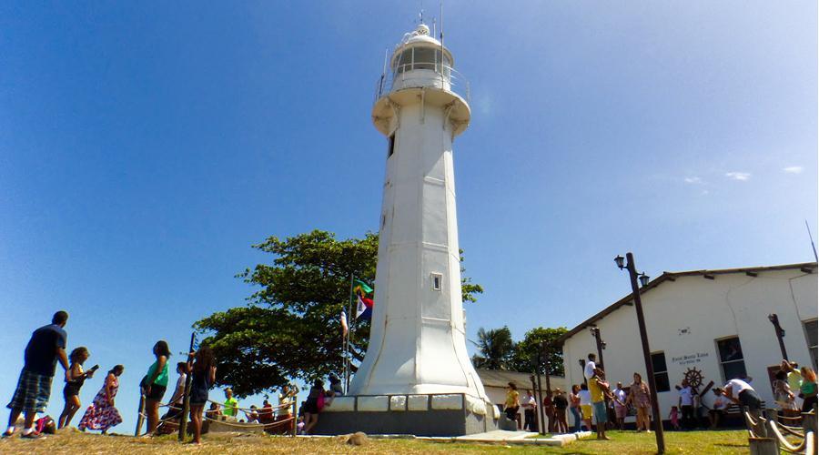 Vila Velha é o local ideal para curtir o verão.