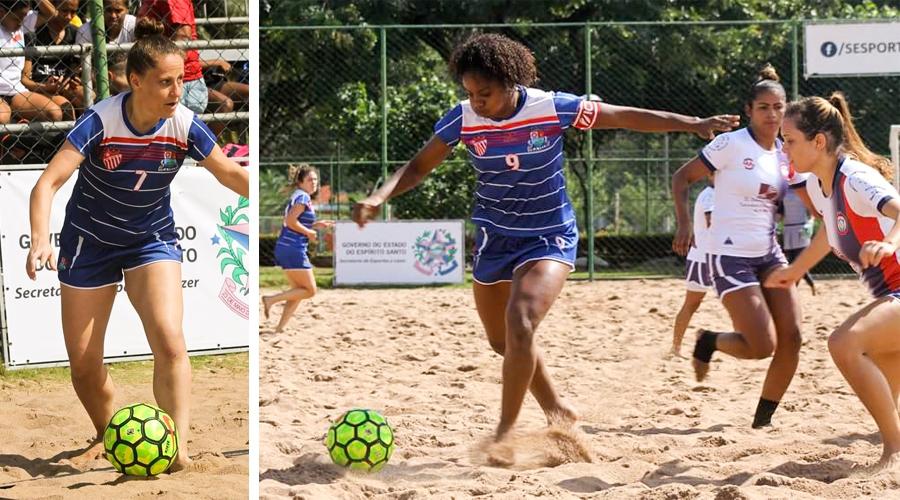 Prefeitura prepara Arena de Inverno com Campeonato Estadual de Futebol de Areia