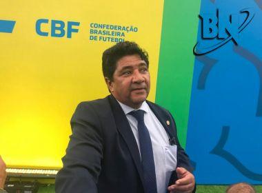 CBF só autorizará retomada das competições com aval das autoridades de Saúde.