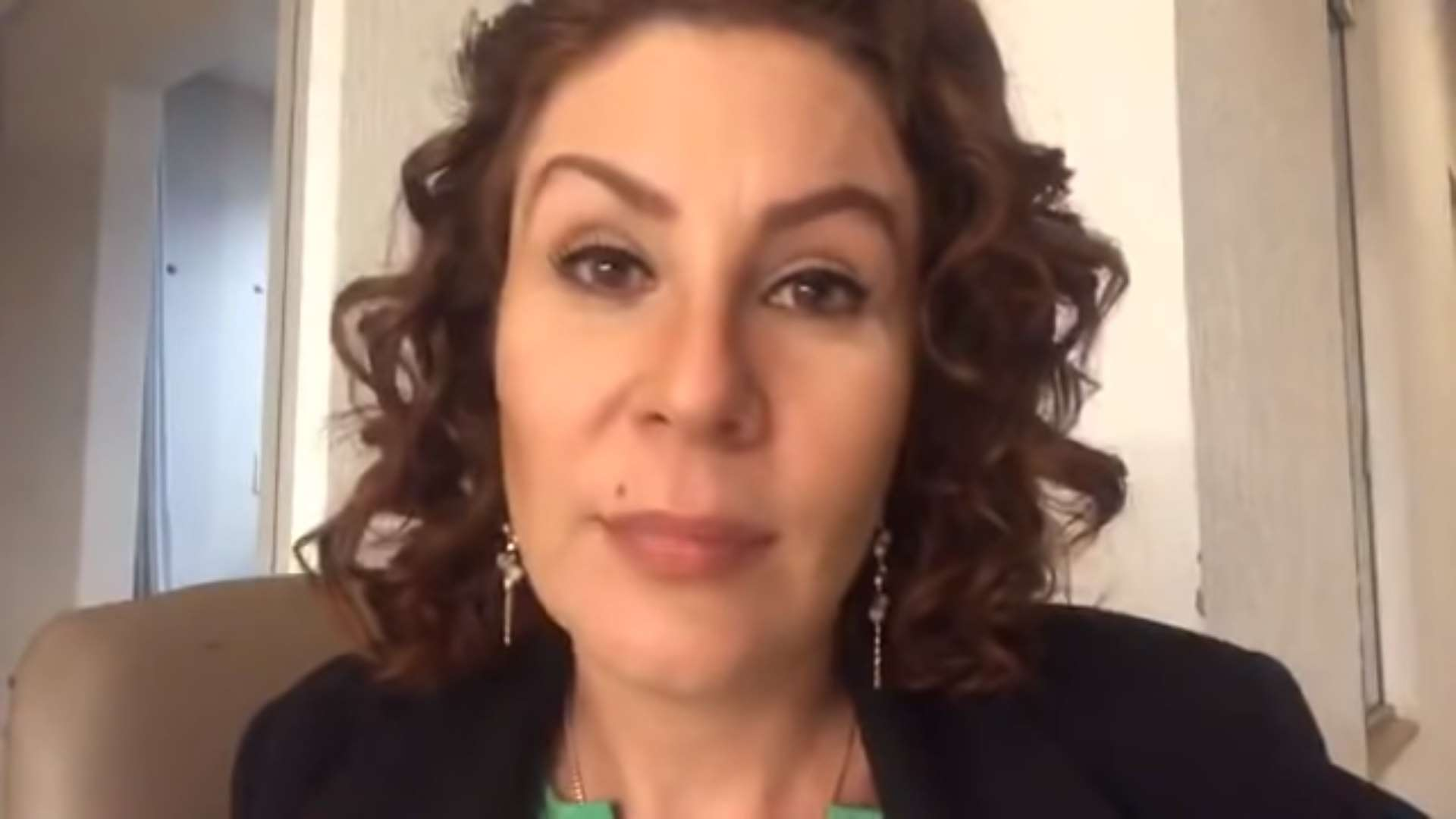 Deputada Carla Zambelli chora e volta a ameaçar ministros do STF: 'Vou contar quem são'