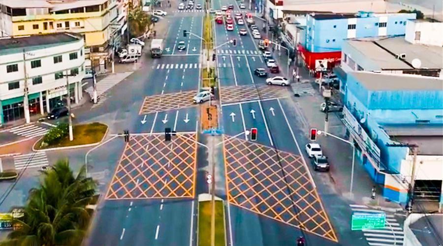 Modernização vai melhorar trânsito na Avenida Carlos Lindenberg e nos acessos